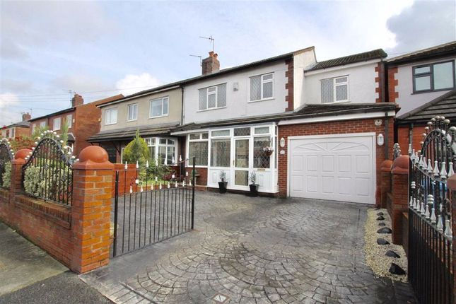 Thumbnail Semi-detached house for sale in Houghton Lane, Swinton, Manchester