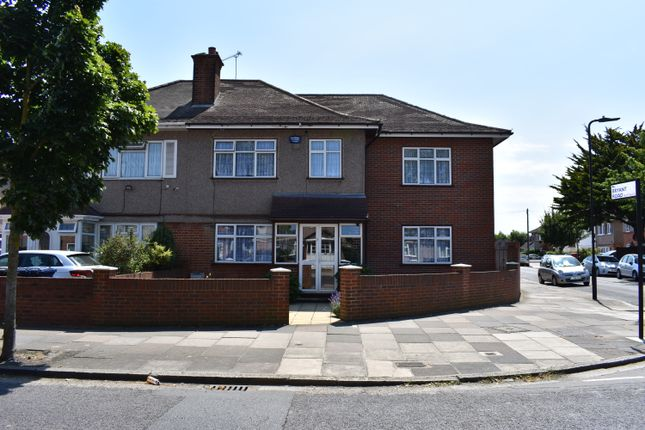 Thumbnail Semi-detached house for sale in Kingshill Avenue, Northolt