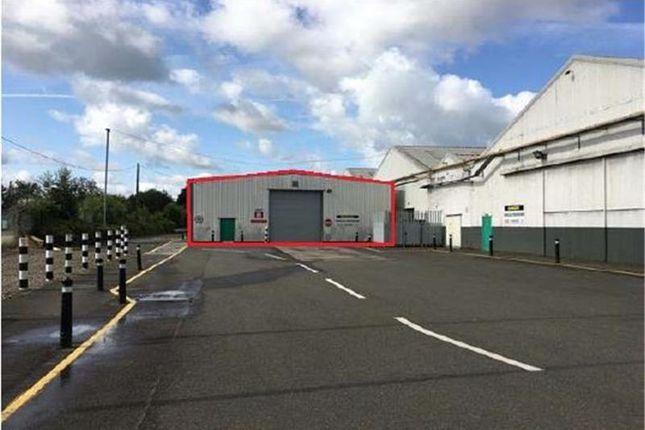 Thumbnail Warehouse to let in West Carron Works, Stenhouse Road, Falkirk, Falkirk