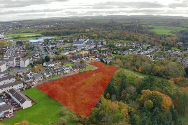 Thumbnail Land for sale in Millheugh Brae, Larkhall, South Lanarkshire