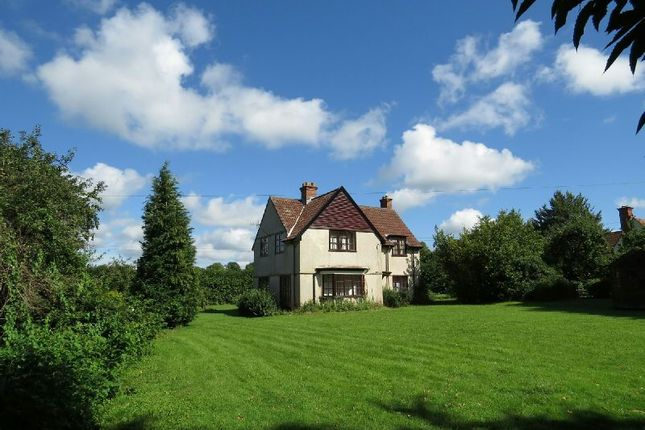 Thumbnail Detached house for sale in Fox Lane, Sidcot, Winscombe
