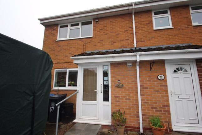Thumbnail Terraced house for sale in Eldorado Close, Studley