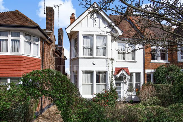 Thumbnail Semi-detached house for sale in Dartmouth Road, Mapesbury, London