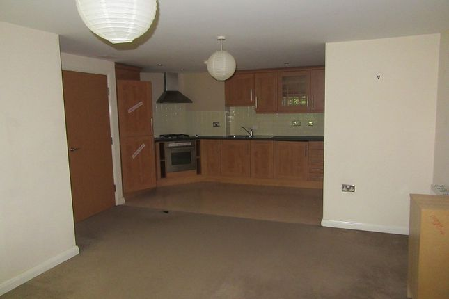 Kitchen Area of Alexandra Apartments, Alexandra Road South, Whalley Range, Manchester. M16