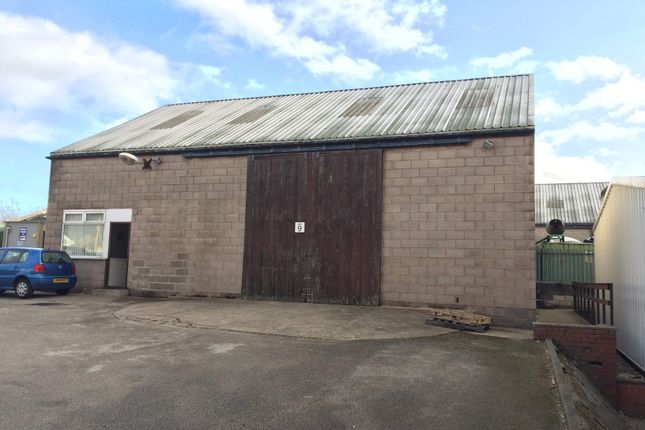 Thumbnail Light industrial to let in Unit 9 Glan Aber Trading Estate, Vale Road, Rhyl