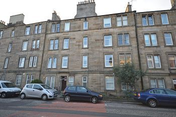 Thumbnail Flat to rent in Roseburn Street, Edinburgh