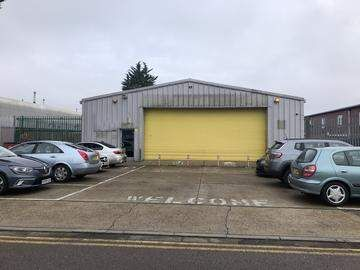 Thumbnail Industrial to let in Lyon Way, St. Albans