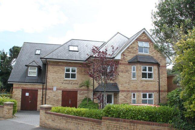 Thumbnail Flat to rent in Talbot Road, Wallisdown, Bournemouth, Dorset