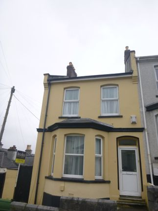 Thumbnail End terrace house to rent in Ryder Road, Plymouth