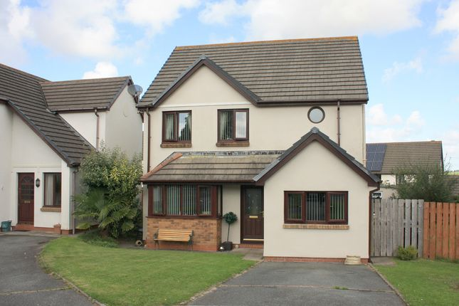 Thumbnail Detached house for sale in Rumsey Drive, Neyland, Milford Haven