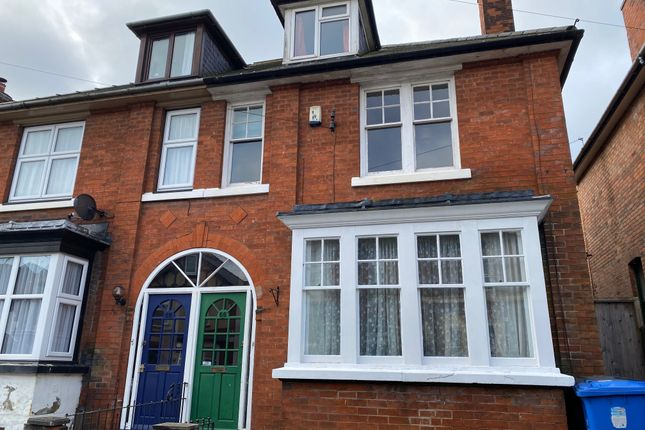 Thumbnail Semi-detached house to rent in Empress Road, Derby