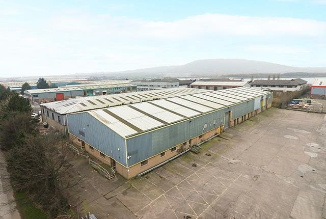 Thumbnail Warehouse to let in 12 West Bank Road, Belfast Harbour Estate, Belfast, County Antrim
