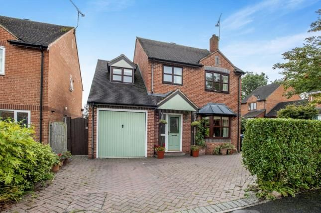 Thumbnail Detached house for sale in Hay Meadow, Shipston On Stour, Warwickshire