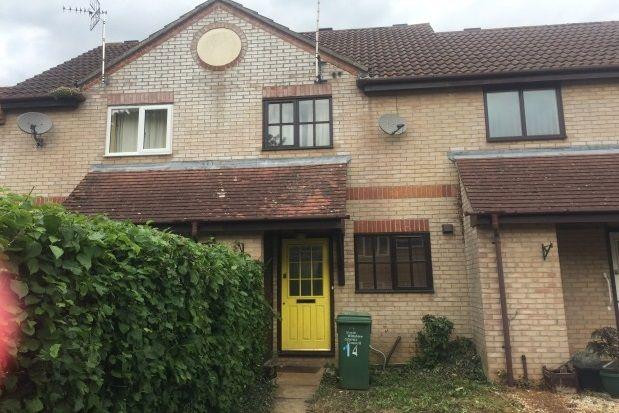 Thumbnail Terraced house to rent in Twickenham Way, Chippenham