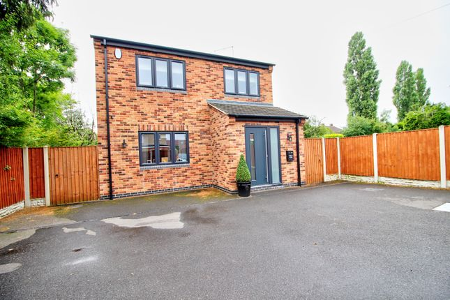Thumbnail Detached house for sale in Cromford Road, Langley Mill, Nottinghamshire
