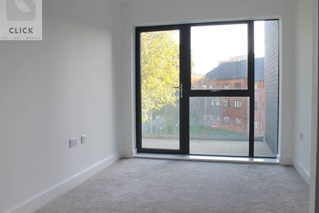 Master Bedroom of Regency Place, 50 Parade, Birmingham B1
