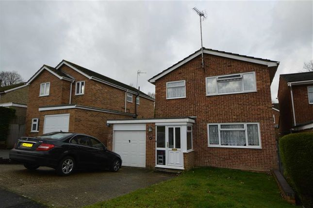 Thumbnail Detached house to rent in Millbrook Road, Crowborough