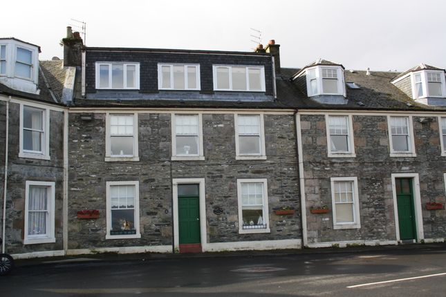 Thumbnail Flat for sale in 40 Marine Road, Port Bannatyne, Isle Of Bute