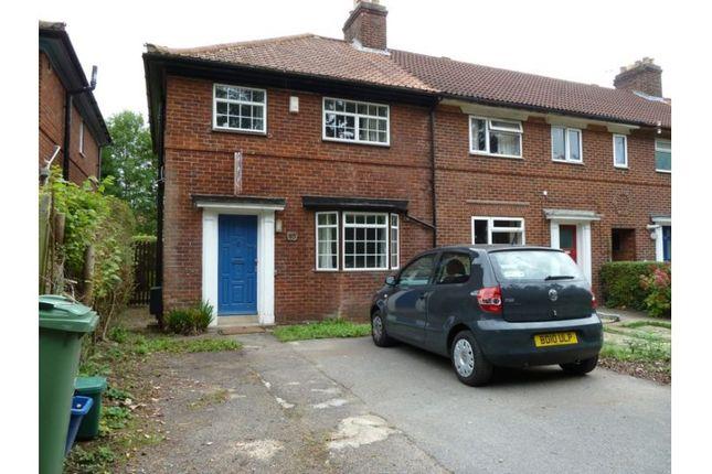 Thumbnail Terraced house to rent in Gipsy Lane, Headington, Oxford