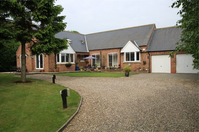 Thumbnail Detached house for sale in 11A Church Lane, Thorngumbald, East Riding Of Yorkshire