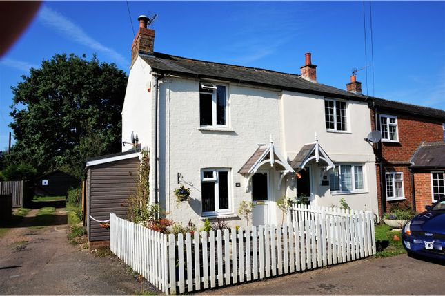 Thumbnail Cottage for sale in Jacques Lane, Clophill