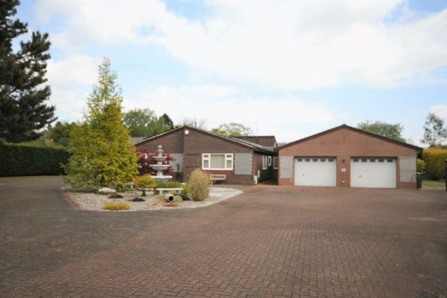 Thumbnail Detached bungalow for sale in Hepscott, Morpeth