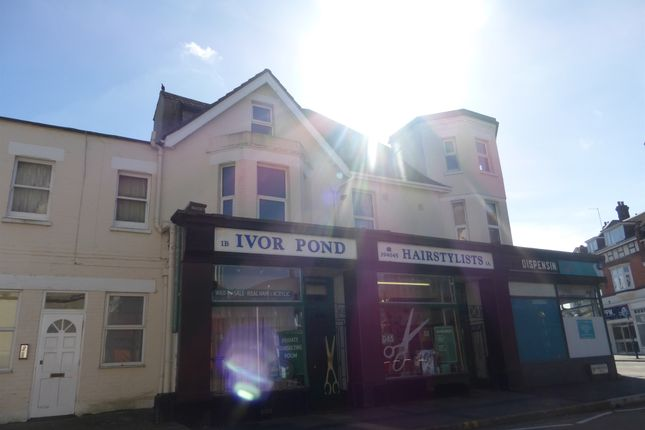 Thumbnail Flat for sale in Hawkwood Road, Boscombe, Bournemouth