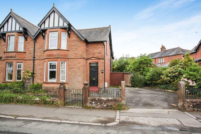 Thumbnail Semi-detached house for sale in Castle Douglas Road, Dumfries