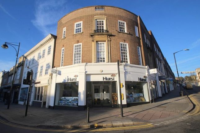 Thumbnail Flat to rent in Crendon Street, High Wycombe