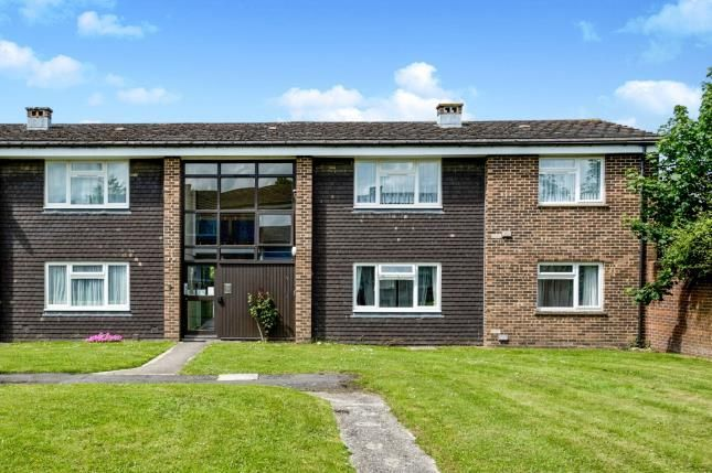Front of Shamrock Close, Chichester, West Sussex PO19