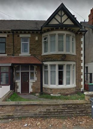 Thumbnail Terraced house to rent in Arlington Avenue, Blackpool