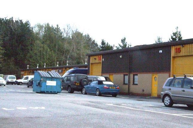 Thumbnail Warehouse for sale in Unit 14 Clarion Court, Clarion Close, Enteprise Park, Swansea