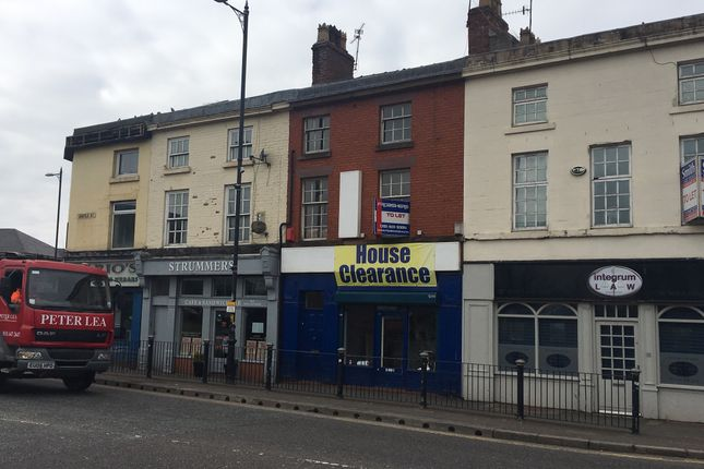 Thumbnail Retail premises for sale in Argyle Street, Birkenhead
