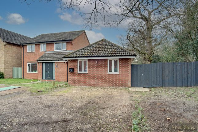 Thumbnail Property for sale in Heldhaw Road, Bury St. Edmunds
