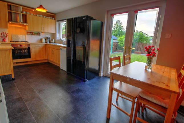 Thumbnail Detached house for sale in Dawson Drive, Skene, Westhill