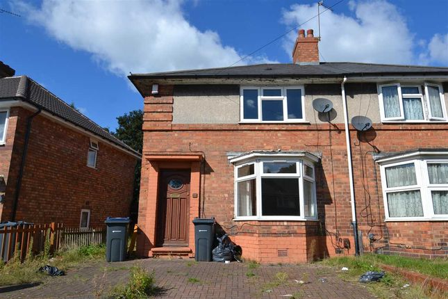 3 bed semi-detached house for sale in Tottenham Crescent, Kingstanding, Birmingham