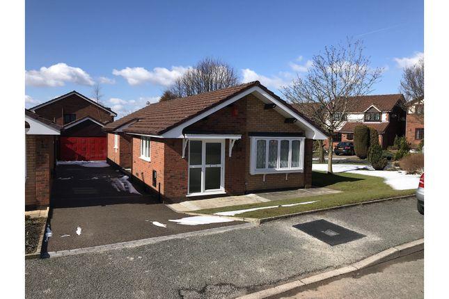 Thumbnail Detached bungalow for sale in Gorsey Way, Ashton-Under-Lyne