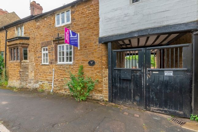 Thumbnail Cottage to rent in Main Street, Preston, Oakham