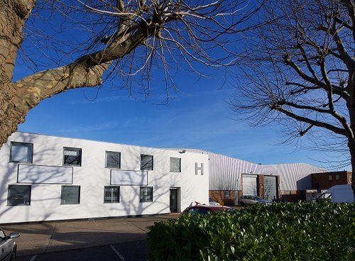 Thumbnail Industrial to let in Metroplitan Park, Greenford