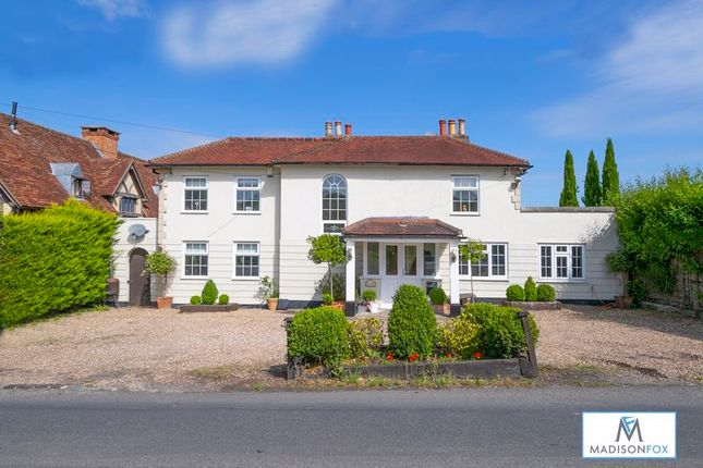 Thumbnail Detached house for sale in Manor Road, Lambourne End, Romford