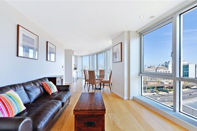 1 bed flat for sale in Ontario Tower, 4 Fairmont Avenue, London E14