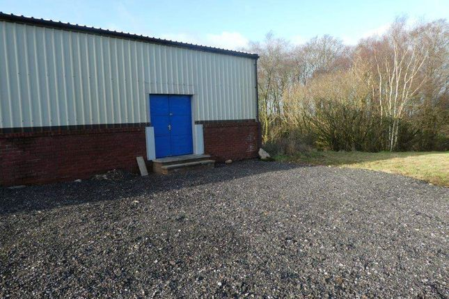 Thumbnail Light industrial to let in Dalbeattie