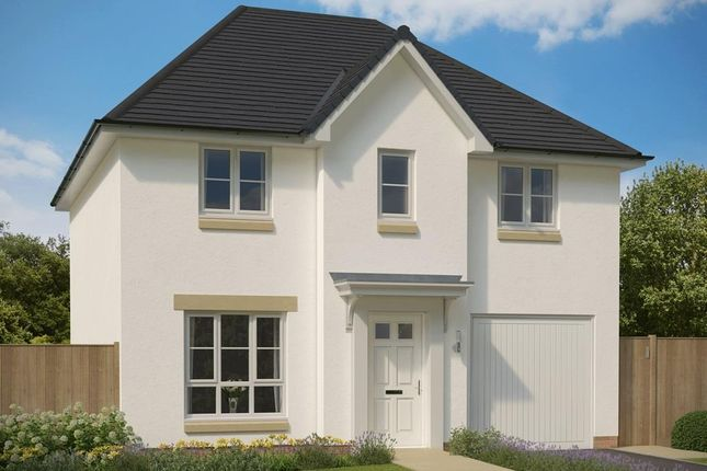 "4 bedroom detached house for sale in ""Fenton"" at Oldmeldrum Road, Inverurie"