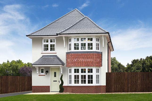 "4 bedroom detached house for sale in ""Stratford"" at Long Down Avenue, Cheswick Village, Bristol"