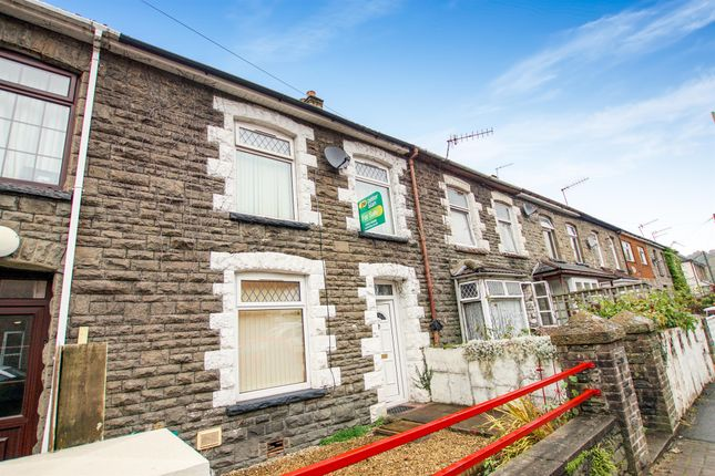 Thumbnail Terraced house for sale in Merthyr Road, Pontypridd