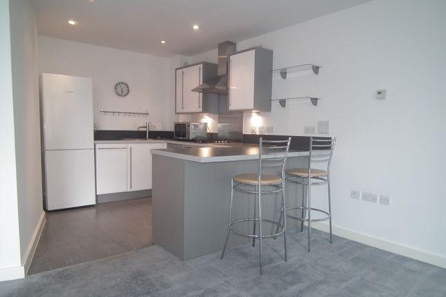 Kitchen of Garand Court, Eden Grove, Holloway, London N7