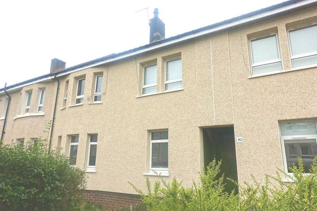 Thumbnail Flat to rent in Netherhill Crescent, Paisley
