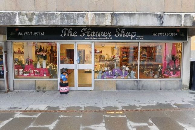 Thumbnail Property for sale in High Street, Thurso