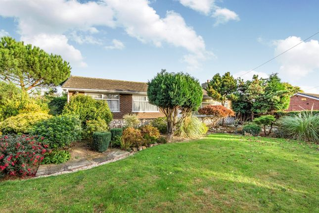 Thumbnail Detached bungalow for sale in Rectory Lane, Thurnscoe, Rotherham