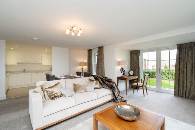 Thumbnail Flat for sale in Wetheral, Carlisle